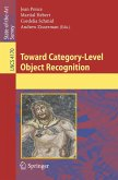Toward Category-Level Object Recognition (eBook, PDF)