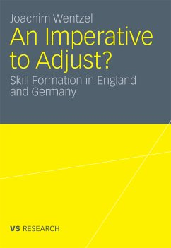 An Imperative to Adjust? (eBook, PDF) - Wentzel, Joachim