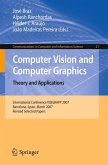 Computer Vision and Computer Graphics. Theory and Applications (eBook, PDF)