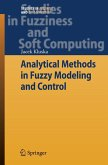 Analytical Methods in Fuzzy Modeling and Control (eBook, PDF)