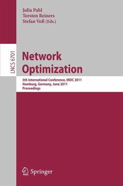 Network Optimization (eBook, PDF)