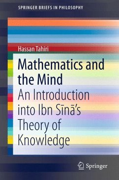 Mathematics and the Mind (eBook, PDF) - Tahiri, Hassan
