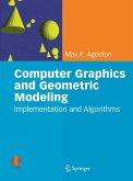 Computer Graphics and Geometric Modelling (eBook, PDF)
