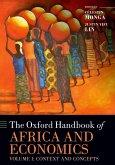 The Oxford Handbook of Africa and Economics (eBook, ePUB)
