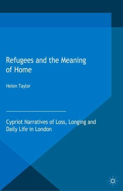 Refugees and the Meaning of Home (eBook, PDF)