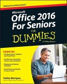 Office 2016 For Seniors For Dummies (eBook, PDF)