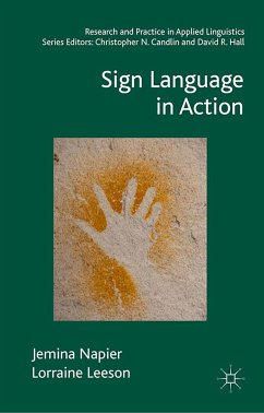 Sign Language in Action (eBook, PDF)