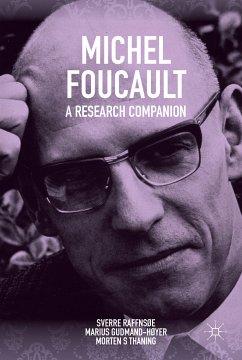 Michel Foucault: A Research Companion (eBook, PDF)