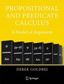 Propositional and Predicate Calculus: A Model of Argument (eBook, PDF)