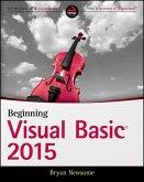 Beginning Visual Basic 2015 (eBook, PDF)