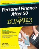Personal Finance After 50 For Dummies (eBook, PDF)