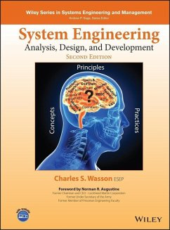 System Engineering Analysis, Design, and Development (eBook, PDF) - Wasson, Charles S.