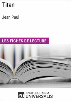 Titan de Jean Paul (eBook, ePUB) - Universalis, Encyclopaedia