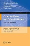 Computer Vision and Computer Graphics - Theory and Applications (eBook, PDF)