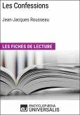 Les Confessions de Jean-Jacques Rousseau (eBook, ePUB)