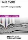Poésie et vérité de Goethe (eBook, ePUB)