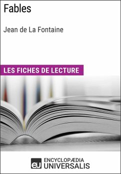 Fables de Jean de La Fontaine (eBook, ePUB) - Universalis, Encyclopaedia