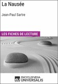La Nausée de Jean-Paul Sartre (eBook, ePUB)