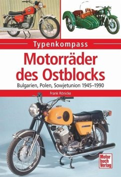 Motorräder des Ostblocks - Rönicke, Frank