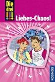 Liebes-Chaos! / Die drei Ausrufezeichen Bd.60