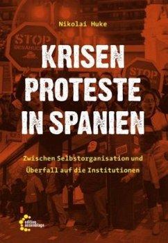 Krisenproteste in Spanien