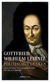 Gottfried Wilhelm Leibniz - Politisches Denken