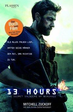 13 Hours - Zuckoff, Mitchell