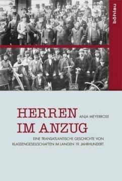 Herren im Anzug - Meyerrose, Anja