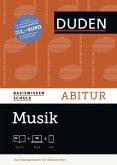 Basiswissen Schule - Musik Abitur. Buch mit Online-Angebot