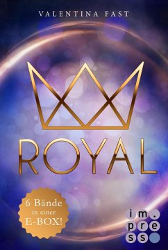 Royal Bd.1-6 in einer E-Box (eBook, ePUB)