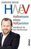 Halbwissen eines Volljuristen (eBook, ePUB)