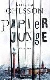 Papierjunge / Fredrika Bergman Bd.5 (eBook, ePUB)