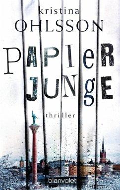 Papierjunge / Fredrika Bergman Bd.5 (eBook, ePUB) - Ohlsson, Kristina