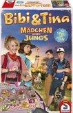 Bibi & Tina, Mädchen gegen Jungs (Kinderspiel)