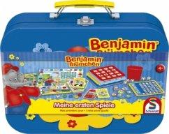 Benjamin Blümchen, Meine ersten Spiele (Spielesammlung)