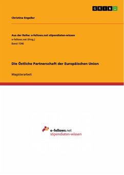 Die Östliche Partnerschaft der Europäischen Union (eBook, PDF)