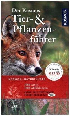 Der Kosmos Tier- und Pflanzenführer - Hecker, Frank