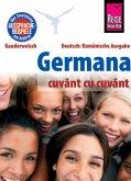 Reise Know-How Germana - cuvânt cu cuvânt (Deutsch als Fremdsprache, rumänische Ausgabe)