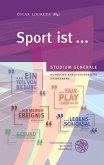Sport ist ...