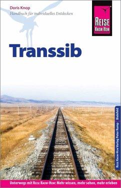 Reise Know-How Reiseführer Transsib - Knop, Doris