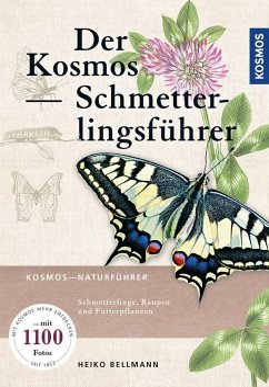 Der Kosmos Schmetterlingsführer - Bellmann, Heiko; Ulrich, Rainer