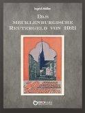Das mecklenburgische Reutergeld von 1921 (eBook, PDF)