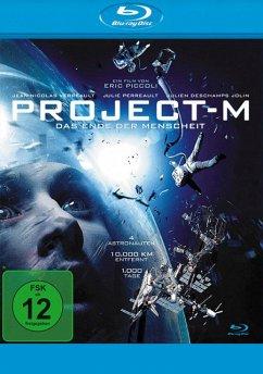 Project-M - Das Ende der Menschheit - Verreault,Jean-Nicolas/Perreault,Julie