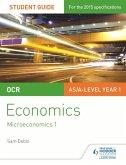 OCR Economics Student Guide 1: Microeconomics 1 (eBook, ePUB)