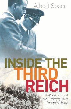 Inside The Third Reich (eBook, ePUB) - Speer, Albert