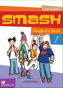 Smash 1 Student's Book International - Prodromou, Luke