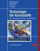 Technologie der Kunststoffe (eBook, ePUB)