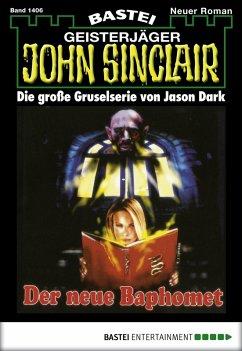 John Sinclair - Folge 1406 (eBook, ePUB)