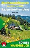 Wochenendtouren von Hütte zu Hütte, Baden- Württemberg