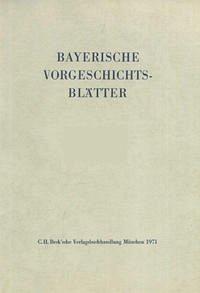 Bayerische Vorgeschichtsblätter 2015